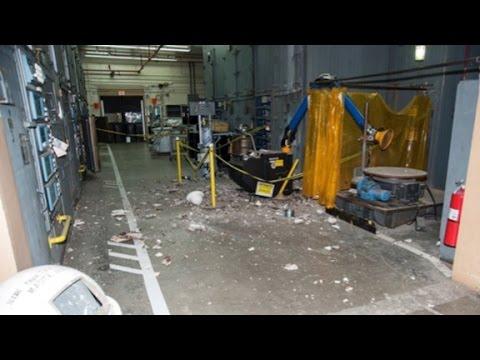 Photos show US nuclear faclities in disrepair