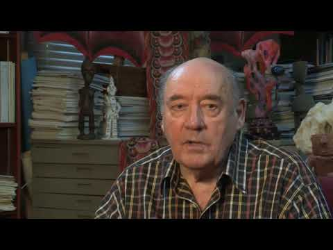 Desmond Morris - Human beings - just another species of animal? (23/37)