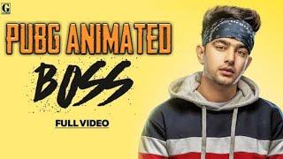 Boss : Jass Manak (Official Pubg Video) Satti Dhillon | Ri | Latest Punjabi Songs | Geet MP3