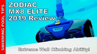 ZODIAC MX8™ ELITE Review: Extreme Wall Climbing Ability, Huge Cleaning Path!