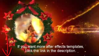 Christmas after effects templates.mp4