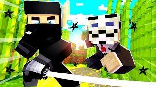 Minecraft HACKER - NINJAS EXPOSE HACKERS W/ SPY GADGETS! (Minecraft Kids Roleplay)