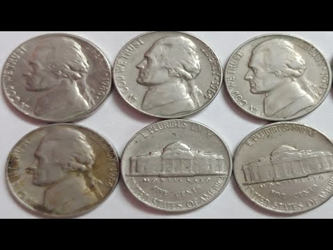 Price Of Old United States Coins Value | Rare 5 Cents United States Of America Coins Value