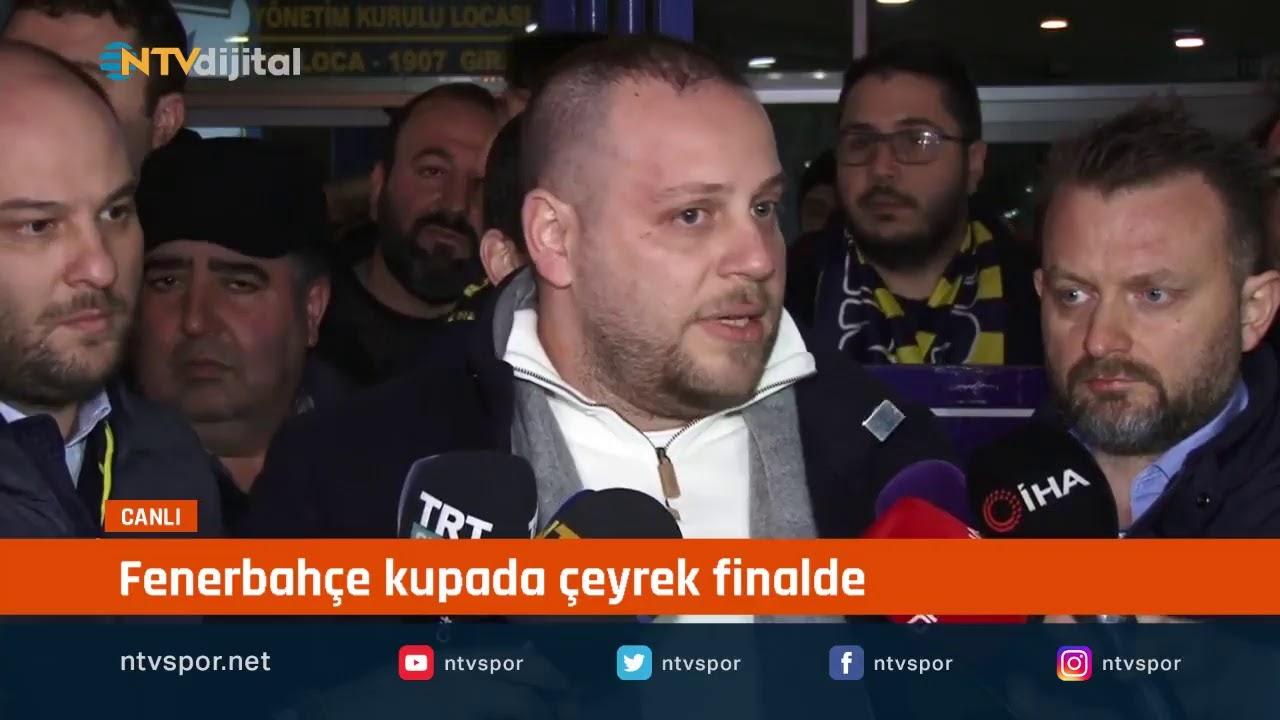 CANLI - Fenerbahçe yöneticisi Alper Pirşen açıklama yapıyor - YouTube