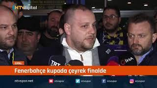 #CANLI - Fenerbahçe yöneticisi Alper Pirşen açıklama yapıyor