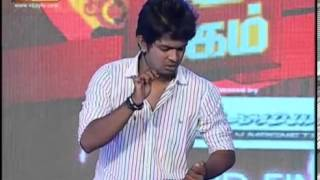 praveen kumar in - kanakanum kalangal audition
