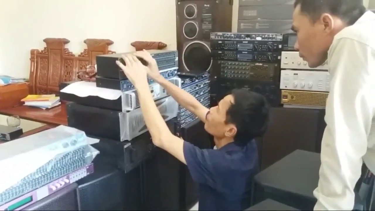 16-9 Bộ Karaoke Lên Đường đi bắc ninh dự Hội Lim hát quan họ