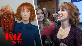 Kathy Griffin – BLASTS Trump & Co. | TMZ TV