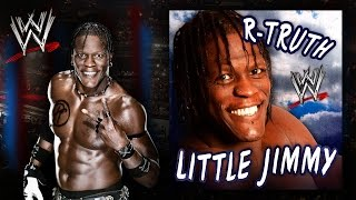 "WWE: ""Little Jimmy"" (R-Truth) Theme Song + AE (Arena Effect)"
