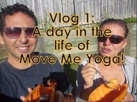 Vlog 1: Yoga, What We Eat, Market Shopping, Banana Oracle & 80's Rock!