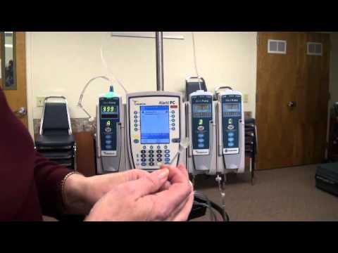 IV Pump - Occlusion wmv