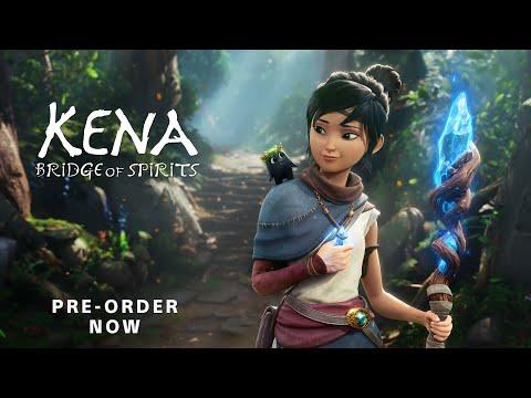 Kena Gameplay Trailer