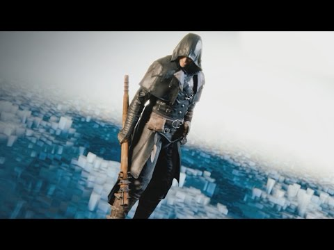 Assassin's Creed Unity Legendary Prowler Gear & Heavy Weapon Finishing Moves GTX 960
