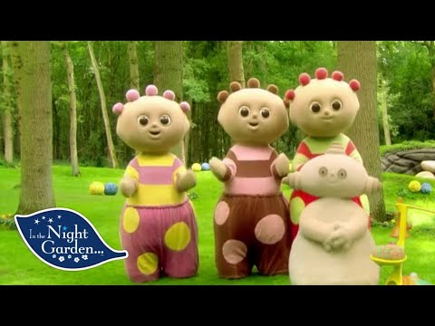 In The Night Garden 408 - Running About | Videos For Kids
