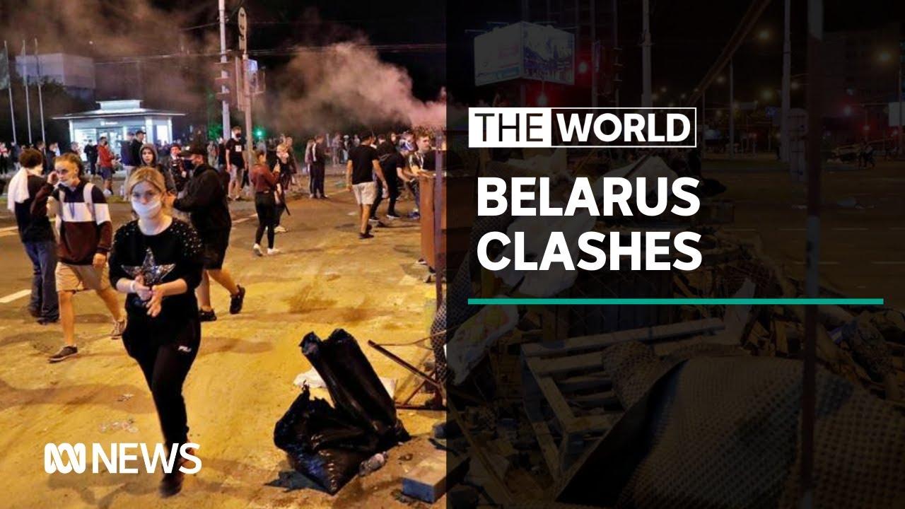 More violent clashes over Belarus election | The World
