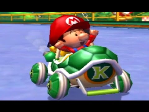 Mario Kart: Double Dash - 150cc All Cup Grand Prix (160 Points) - All 16 Courses