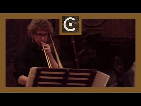 Laudate Dominum (Claudio Monteverdi) - Castello Consort (live) - [sackbut, basso continuo]