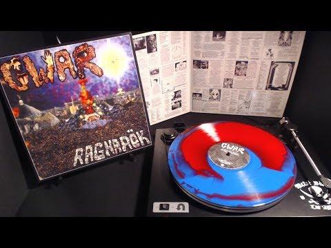 "GWAR ""Ragnarök"" LP Stream"