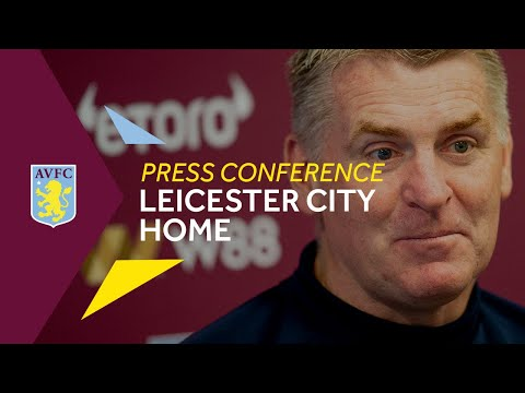 PRESS CONFERENCE | Leicester City