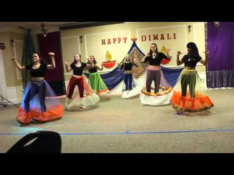 Warsaw, IN Diwali Event 2015 Bollywood Dance Performance