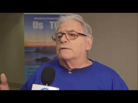 Interview with Jack David Marcus, Us TOO Support Group Leader