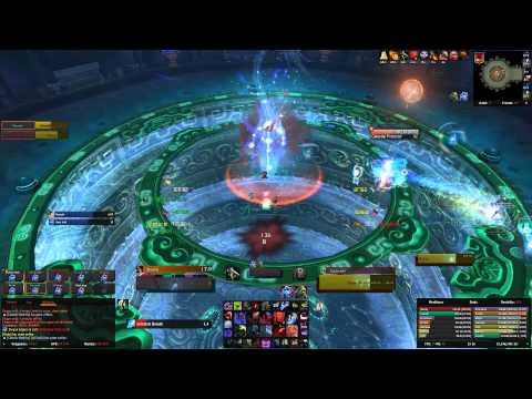Mogu'shan Vaults: Elegon 10 man HEROIC // POV DK Blood