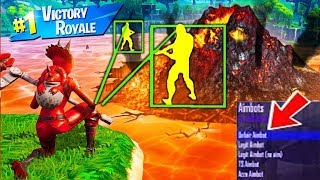 HOW TO GET BETTER AIM in FORTNITE SEASON 8 PS4/XBOX/PC (FORTNITE AIM SETTINGS) Fortnite Season 8