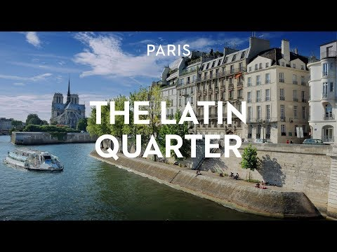 DestinationMarket Guide: The Latin Quarter, Paris