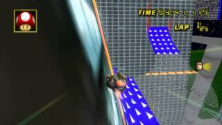 [MKWII] Magnetic City Freerun [TAS/TAF]