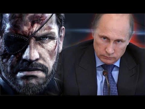 La Russie accuse Metal Gear de manipulation ! Alan Wake 2 et The Witcher ! Squeezie numéro 1