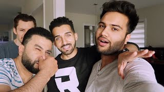 WHAT WE DO AT TEAM REBEL HOUSE ft. SHAM IDREES & IREBELMAC
