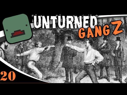 """UNTURNED GangZ - """"Gentlemen's Duel!!"""" - Ep. 20 (Multiplayer Server Gameplay)"""
