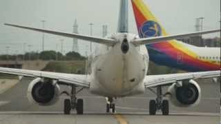 Airside at Toronto Pearson CYYZ (Part 1 of 2)