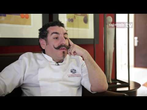 Entrevista Perfiles - Aquiles Chávez/Chef Internacional Mexicano.