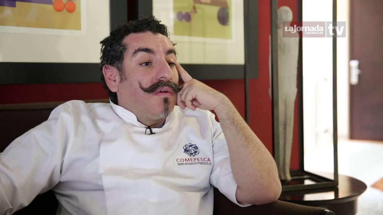 Entrevista perfiles aquiles ch vez chef internacional for Chefs famosos mexicanos