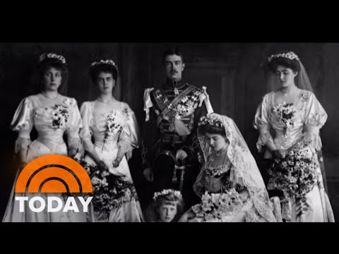 Pictures Of Royal Couples Married At Windsor Castle Released | TODAY