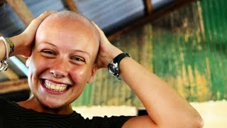 5 WOMEN SHAVE THEIR HEADS!...Here