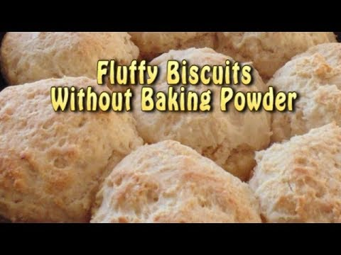 Biscuits Without Baking Powder, Quick, Easy And Tasty