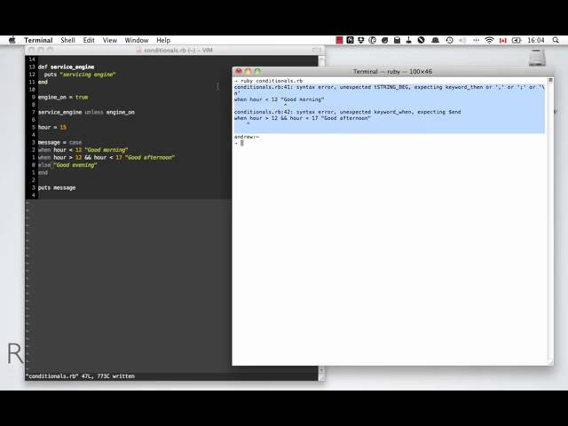 Ruby conditional assignment