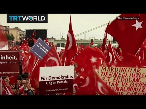 The Newsmakers: Turkey-Germany Dispute