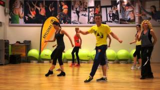 ZUMBA WARM UP/DANCE - Mmm Yeah