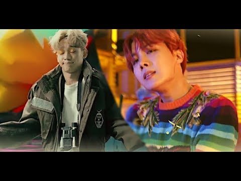 BTS DNA But When They Say 'DNA' it Switches to EXO 'Power' But everytime....Read Description