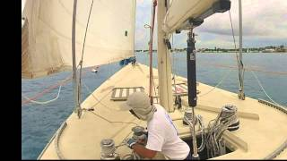 Cozumel 12 Meter Sailboat Race