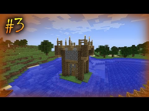 """Watchtowers"" ~ Minecraft City Construction Challenge (Insane Mode) ~ Ep. 3"