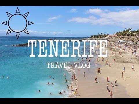 TENERIFE // Travel Vlog