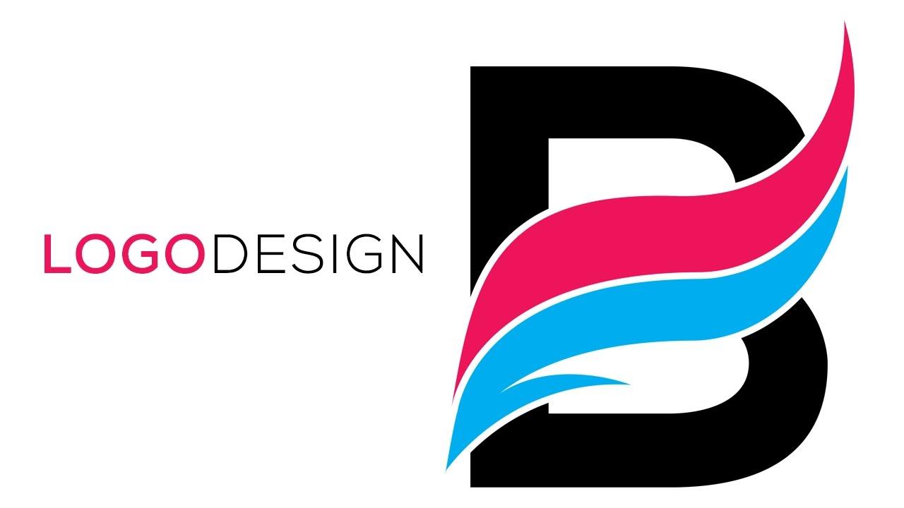 Letter Logo Design Tutorial