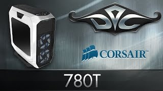 Corsair Graphite 780T. Просто красавец.