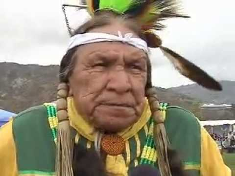 Well Known Native American Saginaw Grant Speaks Up