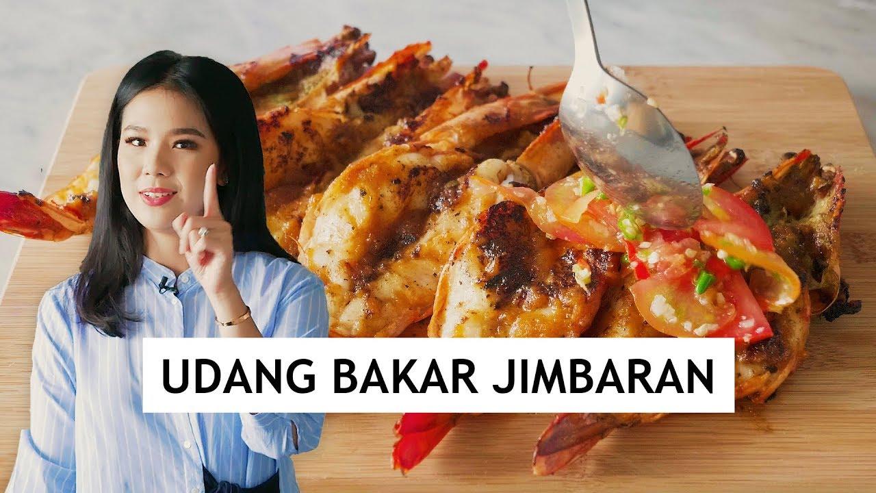 Devina Masterchef Indonesia Season 5 Resep Udang Bakar Jimbaran Kitchen Takeover Ep 11 Youtube