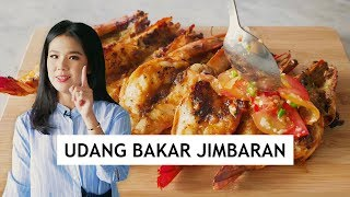 DEVINA MASTERCHEF INDONESIA SEASON 5 - RESEP UDANG BAKAR JIMBARAN - KITCHEN TAKEOVER EP 11